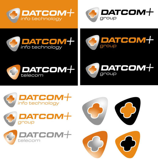 Logo ideas and concepts for Datcom
